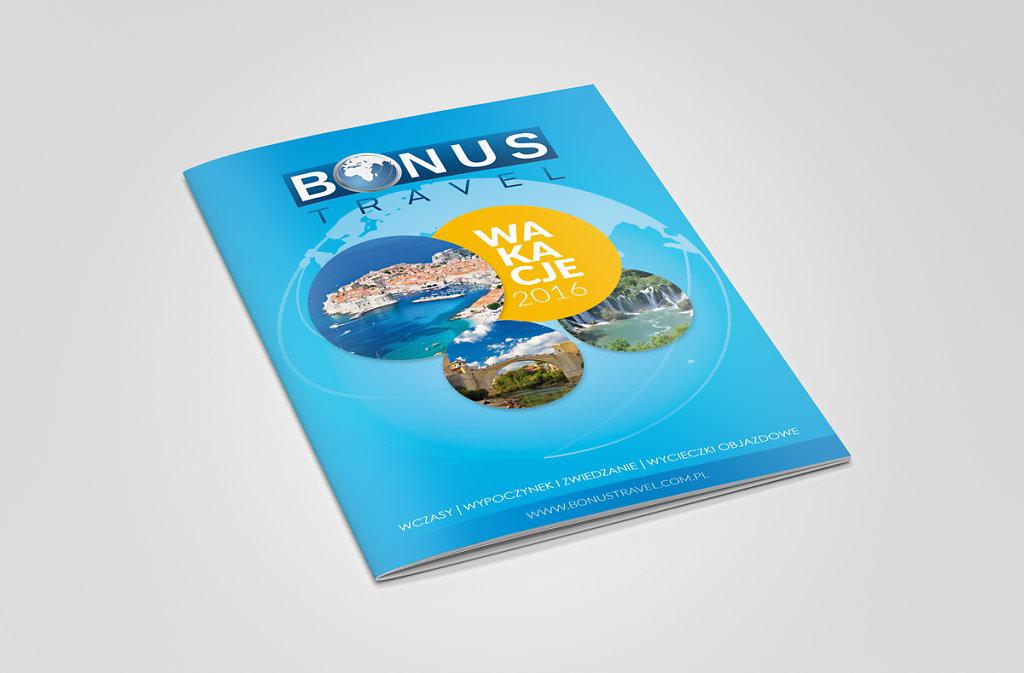 Bonus Travel Katalog 2016